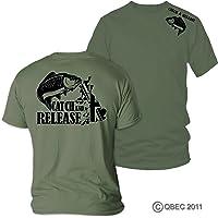QBEC CARP CATCH & RELEASE Camiseta ideal