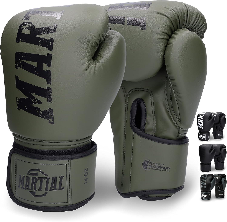 1 Paar MMA Sparring Boxsack Handschuhe Boxen Karate Muay Thai Boxhandschuhe F1