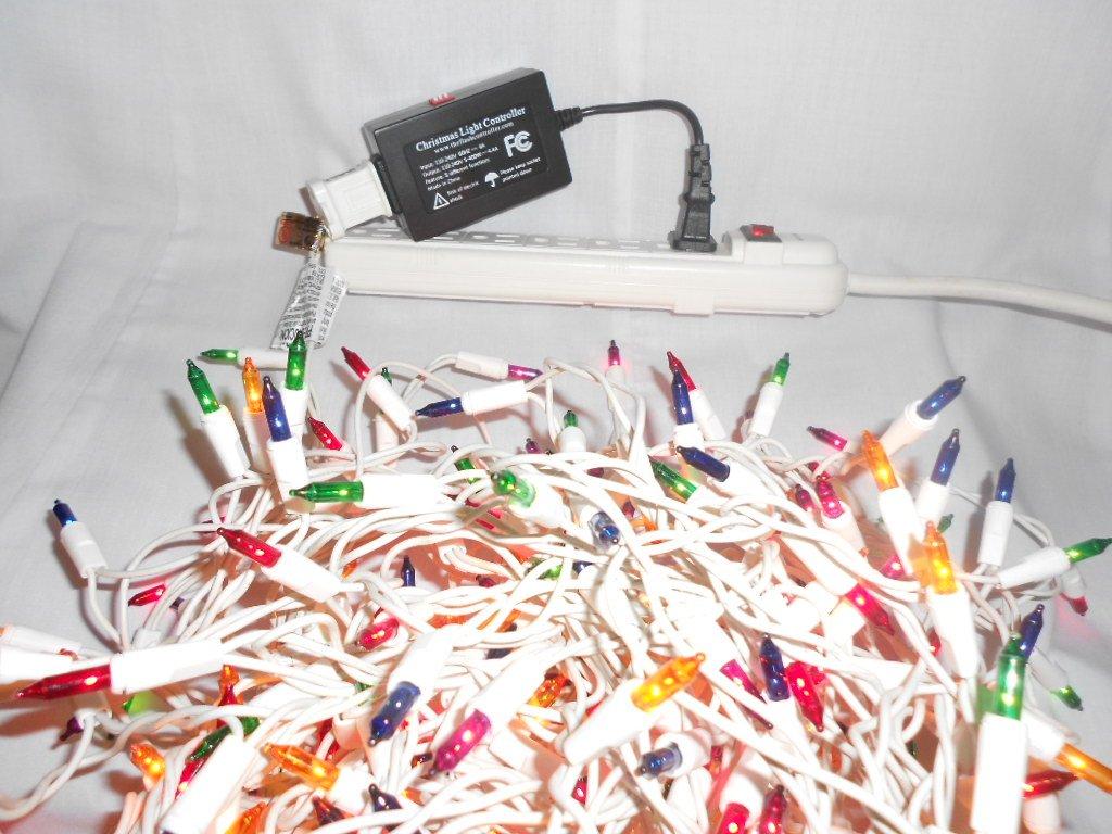 Stardunes Christmas Light Controller Home Kitchen Ac Wiring Diagram Led Lights