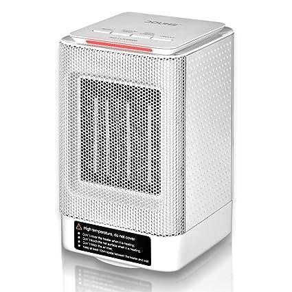 douhe de cerámica Calefactor rápido Calentamiento Cambiador Calefactor, Blanco 950.00W, 220.00V