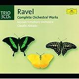 Ravel: Complete Orchestral Works (3 CD's)