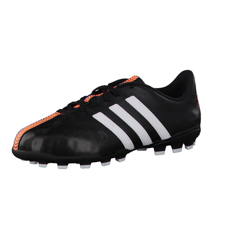 los angeles cbc38 08a8e Adidas 11Nova TRX AG Football Boots Child Black core blackftwr whiteflash  orange s15 Size4.5 Amazon.co.uk Sports  Outdoors