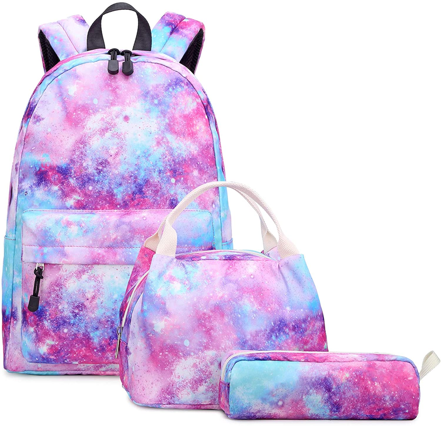 Abshoo Lightweight Water Resistant Backpacks for Teen Girls School Backpack with Lunch Bag