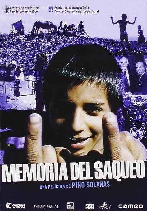 Memoria del saqueo [DVD]: Amazon.es: Mick Jagger, Ron ...