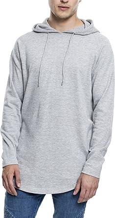 Urban Classics Long Shaped Terry Hoody Sweatshirt à Capuche Homme