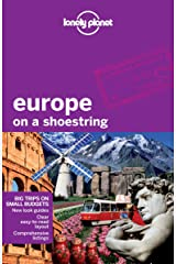 Lonely Planet Europe on a Shoestring Paperback