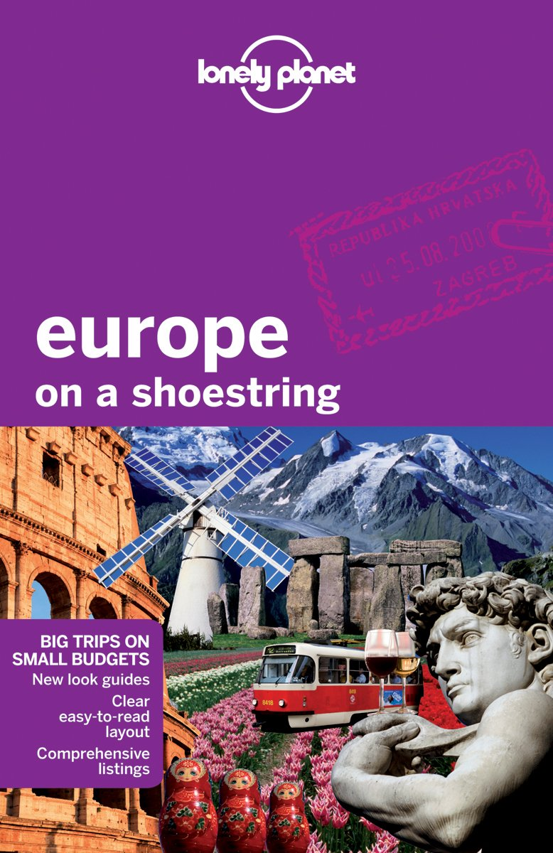 Europe: Shoestring (Country Regional Guides)