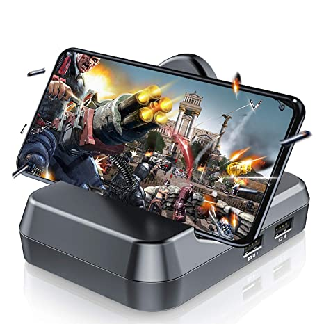 BEBONCOOL BattleDock Mobile Game Controller Keyboard and Mouse Converter  for PUBG Mobile Android Tablet Games
