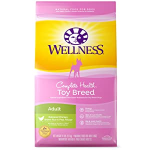 Wellness Complete Dry Small Breed Dog Food