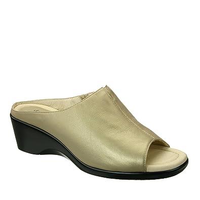 David Tate Women's Gloria Platinum Sandal 4.5 M ...