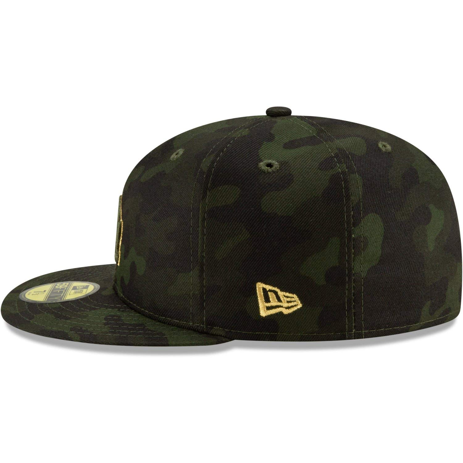 bbe8b632 New Era Los Angeles Dodgers 2019 MLB Armed Forces Day On-Field 59FIFTY  Fitted Hat - Camo