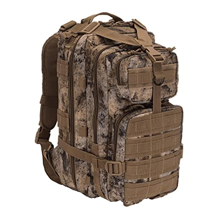 42258fb648c4 Voodoo Tactical 15-7347 Level III MOLLE Assault Pack, Voodoo Tactical Camo