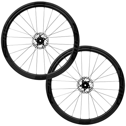 082c1d046b0 Image Unavailable. Image not available for. Color: Fast Forward FFWD Wheels  F4D 45mm Tubeless Carbon Clincher Disc Brake Wheel Set ...