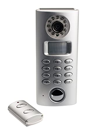 Kobert Goods – Hogar Alarma Inalámbrico sp61cr Uso como Alarma, sensor alarma, protección antirrobos