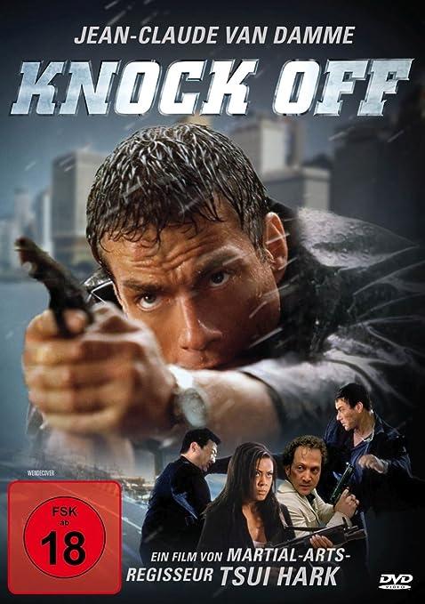 Knock Off [Alemania] [DVD]: Amazon.es: Jean-Claude Damme ...