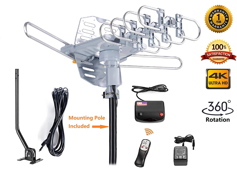 Best Long Range Outdoor hdtv Antenna 1