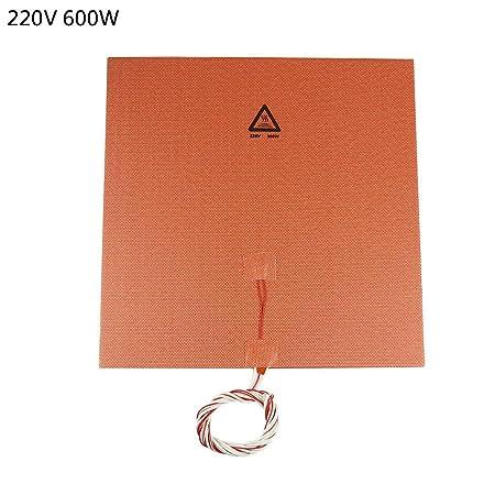 RUINAIER - Almohadilla de calefacción de Silicona para Impresora ...