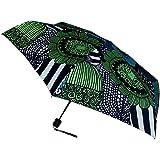 marimekko (マリメッコ) 折りたたみ傘 グリーン 16.5x5x5cm
