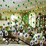 Glass Crystal Beads Curtain,Jushye Luxury Living