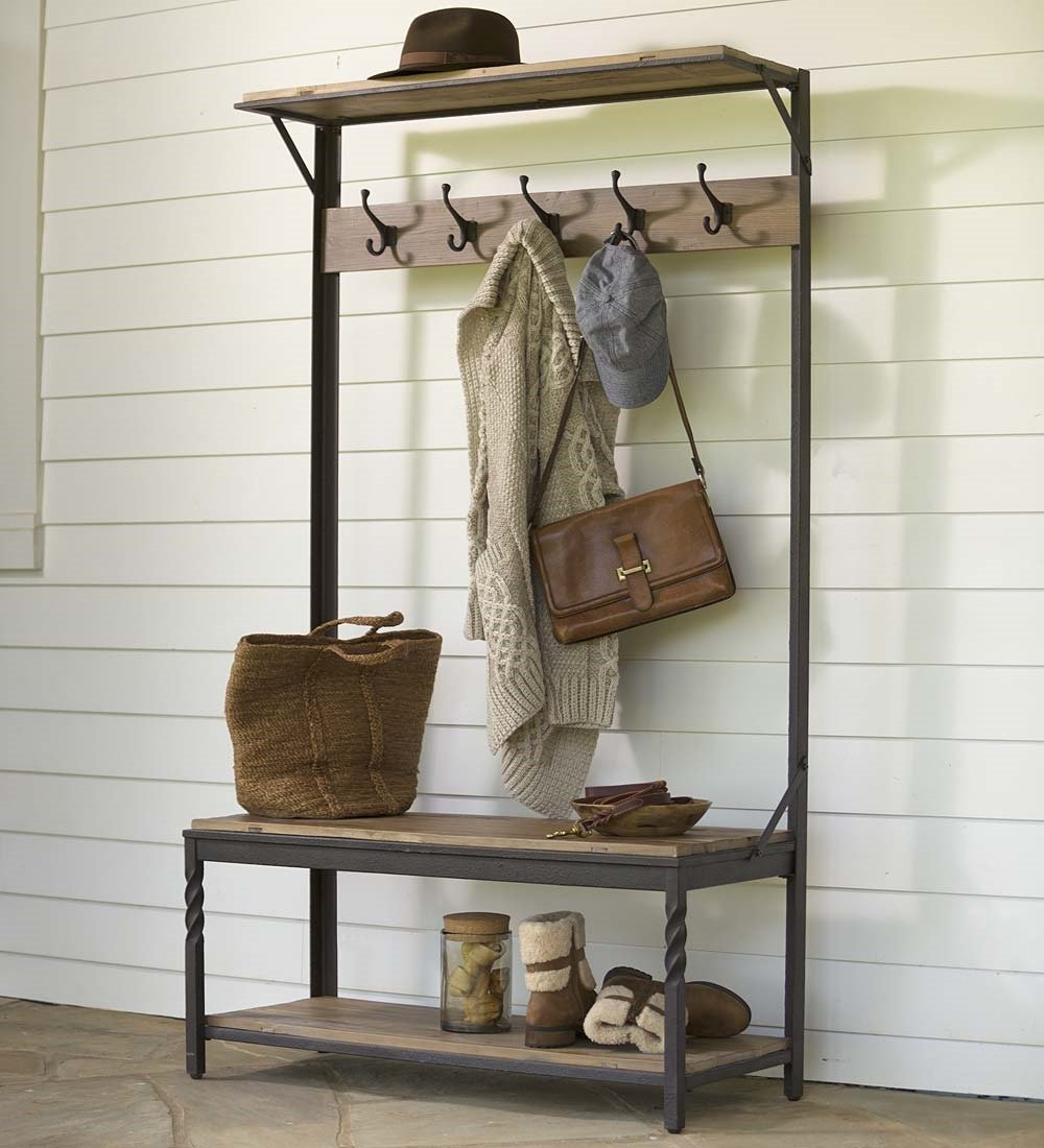 Plow Hearth Deep Creek Coat Rack