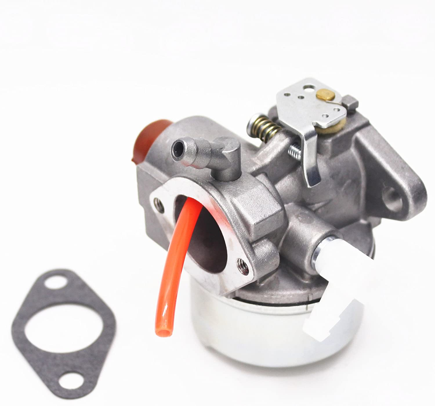 MOTOR CARBURETOR Carb for Tecumseh 640350 640271 Sears Craftsman Primer Bulb