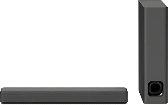 Sony HT-MT300/B Powerful Mini Sound bar with Wireless Subwoofer