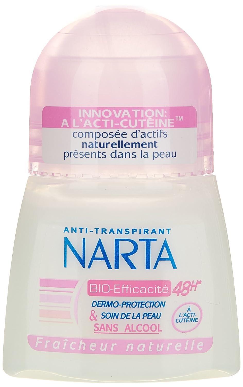 Narta Bio Efficacite Deodorant Anti Perspirant