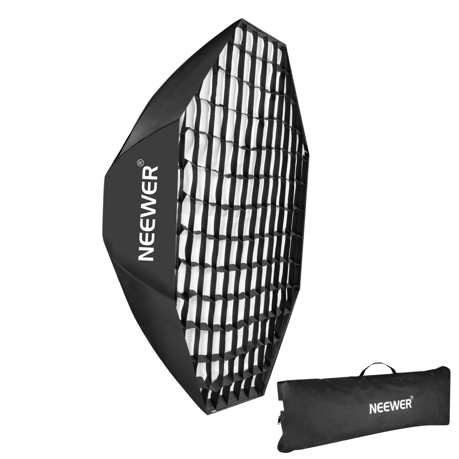 Neewer 55/140cm Beehive Octagon Umbrella Speedlite Softbox..