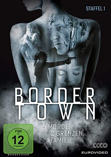 Image of Bordertown - Staffel 1 [Alemania] [DVD]