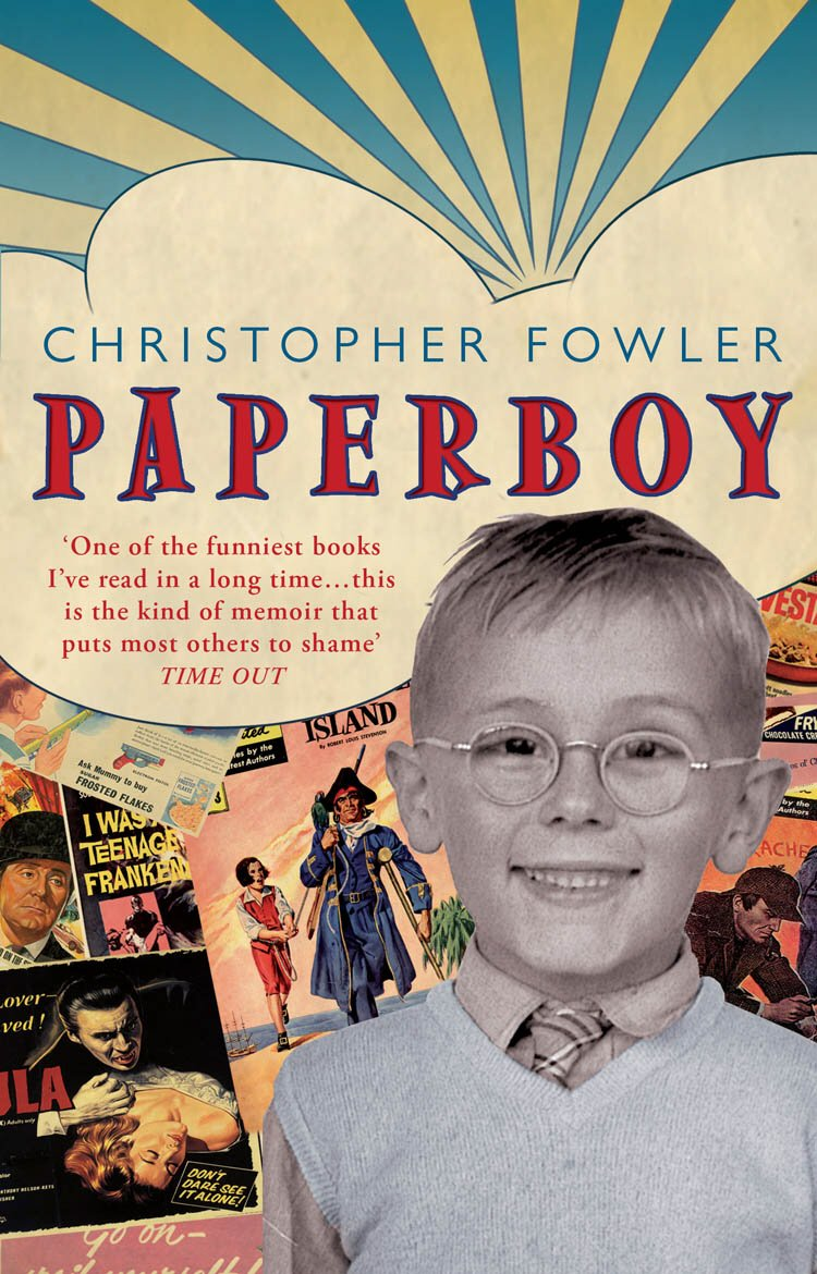 Paperboy: Amazon.co.uk: Christopher Fowler: 9780553820096: Books