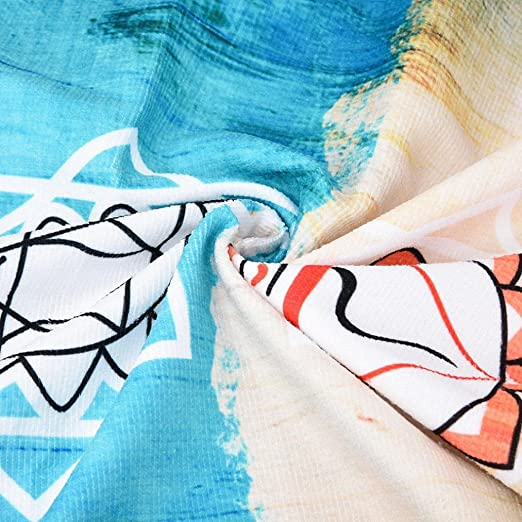 Koly Caliente Arco iris playa Estera Mandala Cobija pared Colgando Tapiz Raya Toalla Yoga Toalla de playa Beach Towel toalla de piscina Toalla de Viaje ...