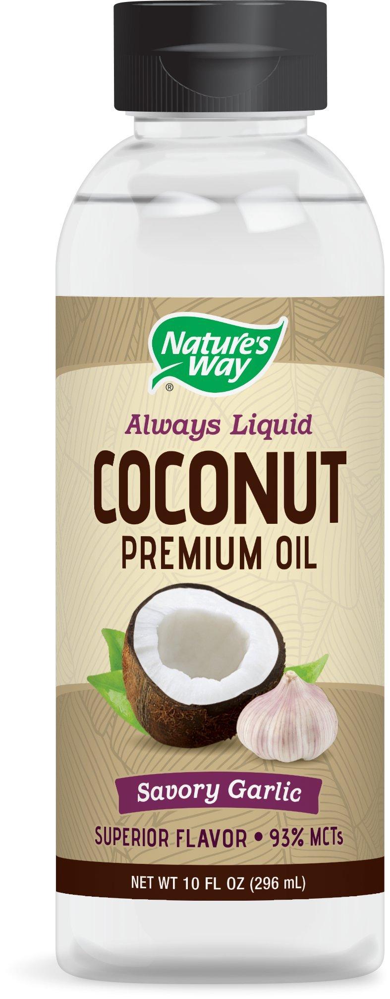 Nature S Way Premium Coconut Oil
