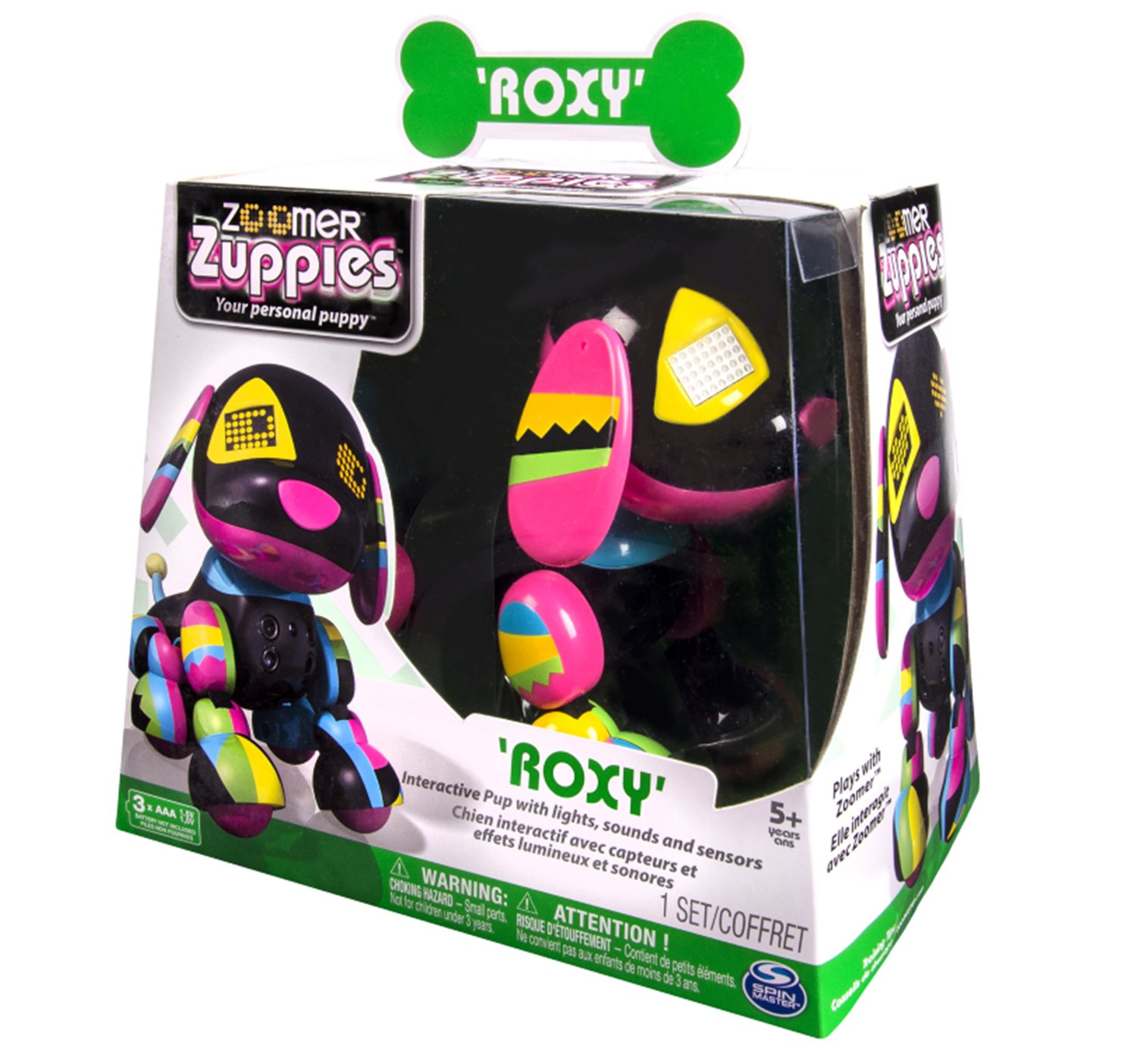 Zoomer Zuppies Interactive Puppy - Roxy by Zoomer (Image #2)