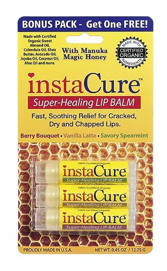 Manuka Honey Lip Balm 24 CT Organic Doctor Snail Gel Cream, 1.7 Fl Oz