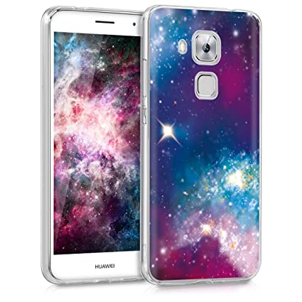 Amazon.com: kwmobile Case for Huawei Nova Plus - TPU ...