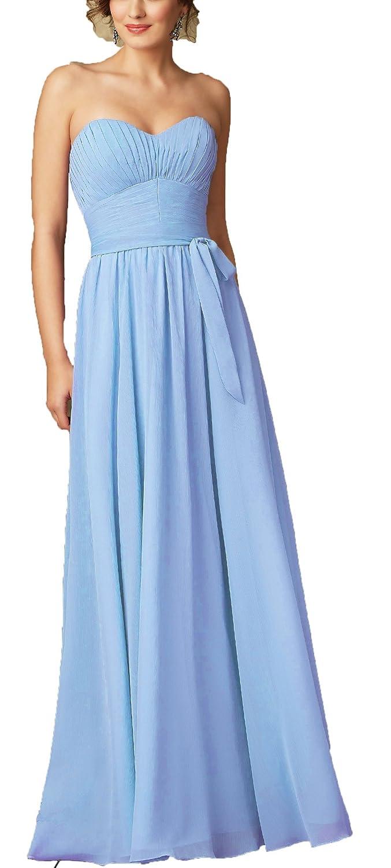 7f46ebf5585 Amazon.com  OkayBridal Women s Strapless Sweetheart Floor Length Prom  Evening Dresses  Clothing