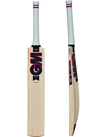 Gunn & Moore GM Haze LITE Signature and 606 Premium English Willow Cricket Bat - 2019