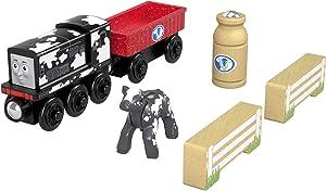 Thomas & Friends Fisher-Price Wood, Diesel's Dairy Drop-Off