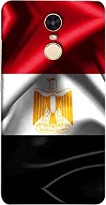 ColorKing Football Egypt 02 Multi Color shell case cover for Xiaomi Redmi 5