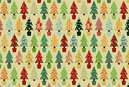 Colorful Christmas Background For Kids.Amazon Com Lfeey 7x5ft Colorful Christmas Tree Backdrop