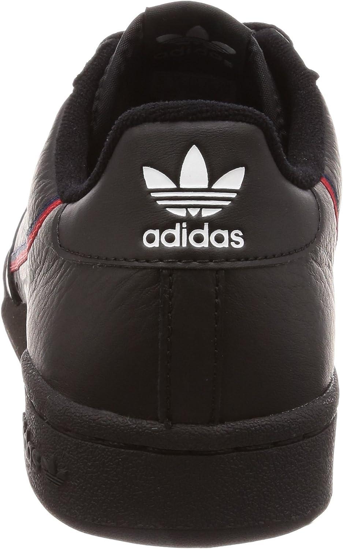 Adidas Continental 80 Sportschoenen voor kinderen zwart