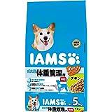 アイムス (IAMS) 成犬用 体重管理用 チキン 中粒 5kg