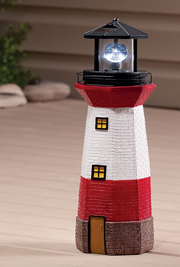 Amazon.com: Faro solar Miles Kimball de Maple Lane ...