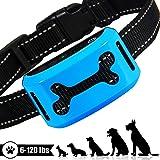 Shock Collar for Dogs, Bark Collar Large Dog,Bark Collar Small Dog,Humane Anti Bark Training Collar, Pet Safe Waterproof Anti Barking Device