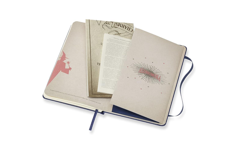 Amazon.com : Moleskine Limited Edition Harry Potter 12 Month ...