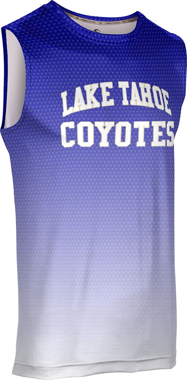 ProSphere Mens Lake Tahoe College Zoom Sleeveless Tech Tee at Amazon Mens Clothing store: