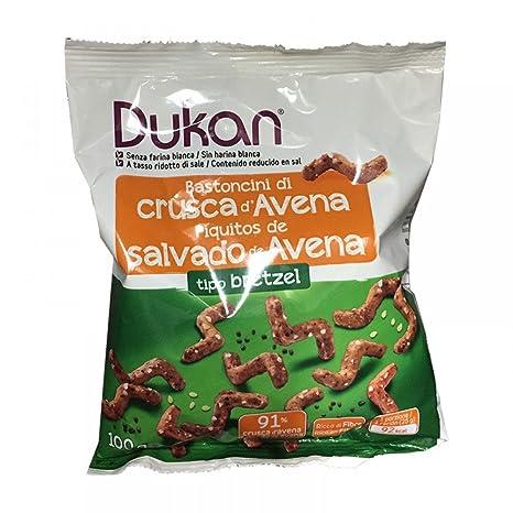 Sticks avena Dukan DBran 100g