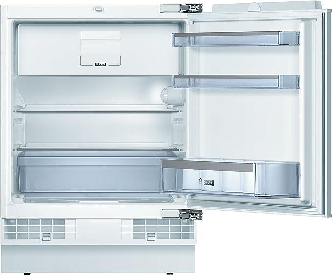 Bosch Kul15a65 Serie 6 Refrigerateur Congelateur Encastrable Sous Plan De Travail Efficacite Energetique A Capacite