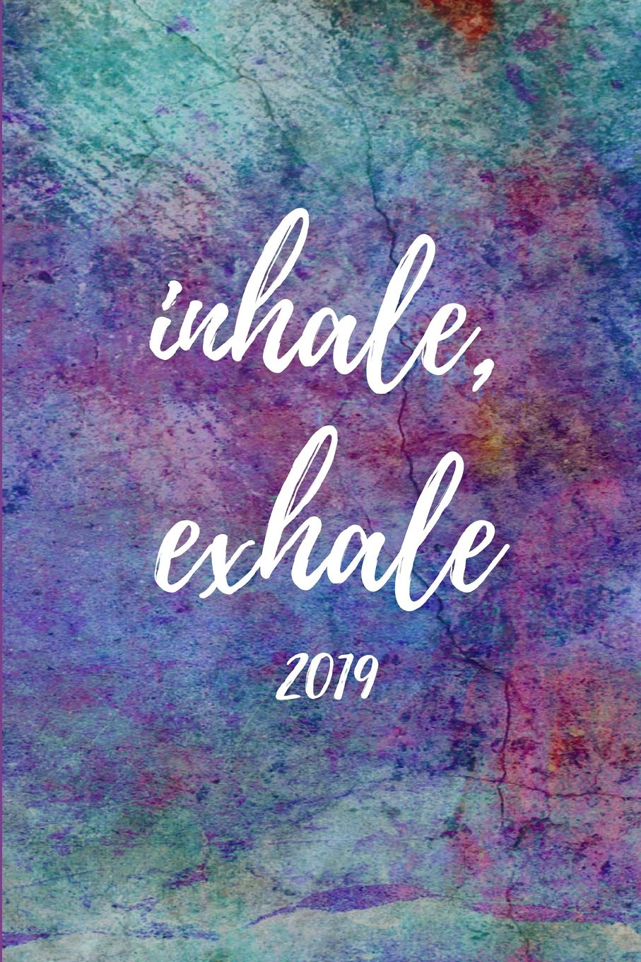 Amazon.com: Inhale Exhale 2019: Spiritual Yoga Agenda ...