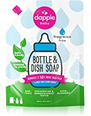 Dapple Baby Dish Liquid Eco Refill Fragrance Free